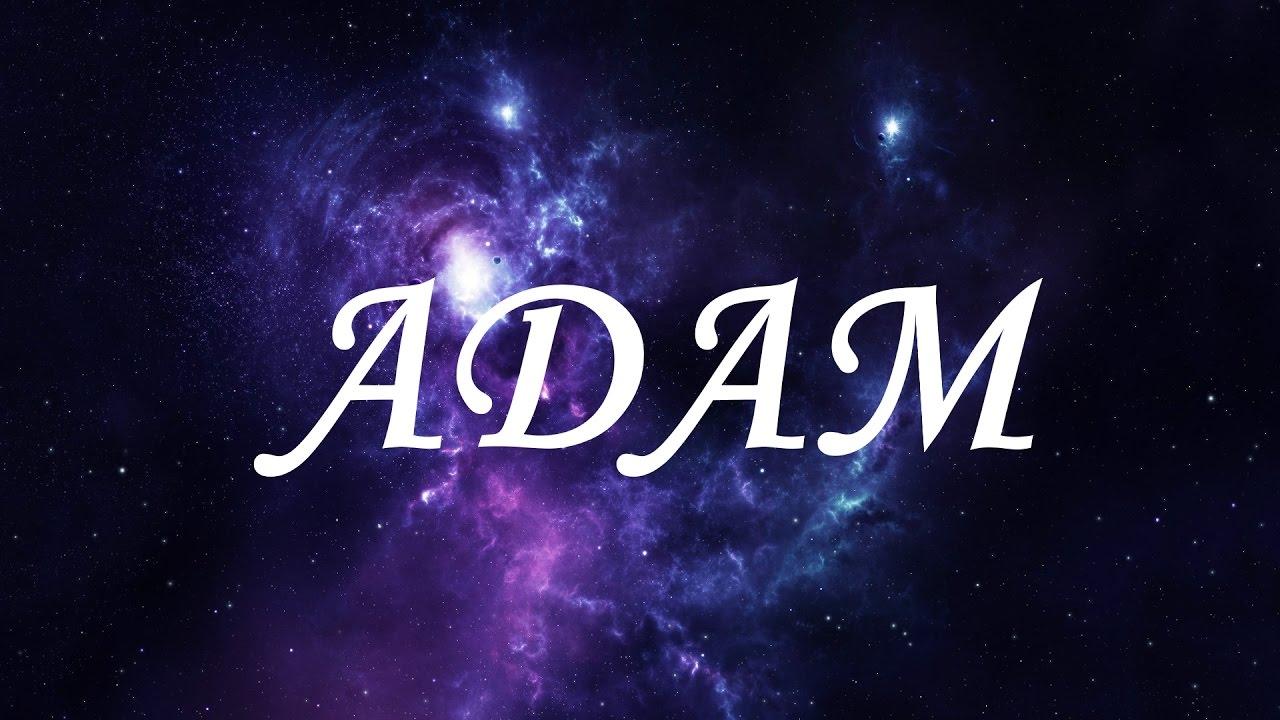Значение имени Адам