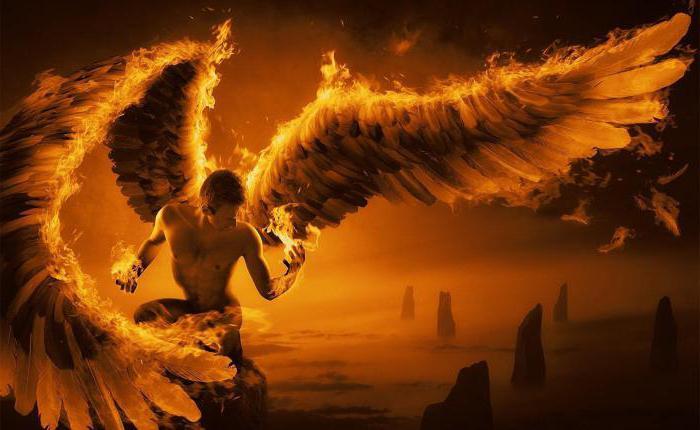 Значение имени Ангел