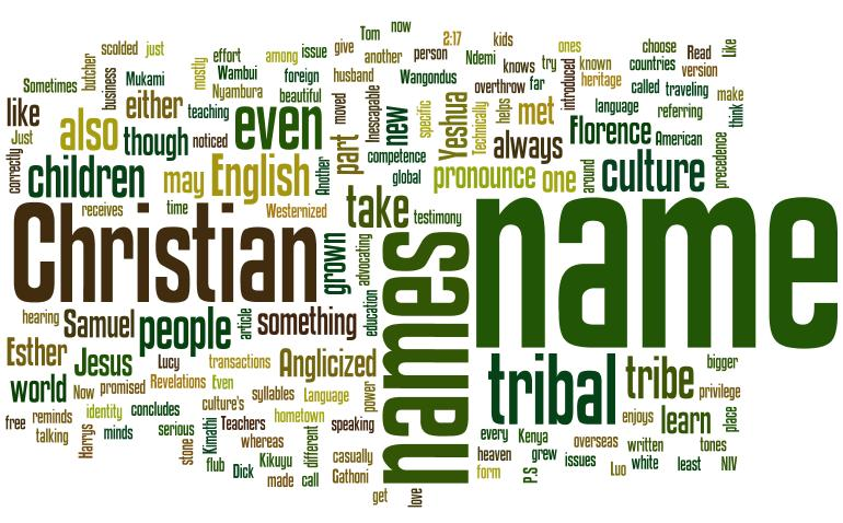 Значение имени Кристиан